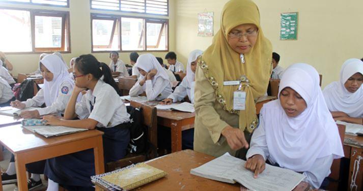 5 Perjuangan para Guru demi generasi bangsa Pahlawan