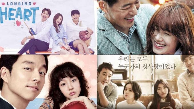 7 K Drama Dan Film Korea Tentang Cinta Pertama Favorit Kamu