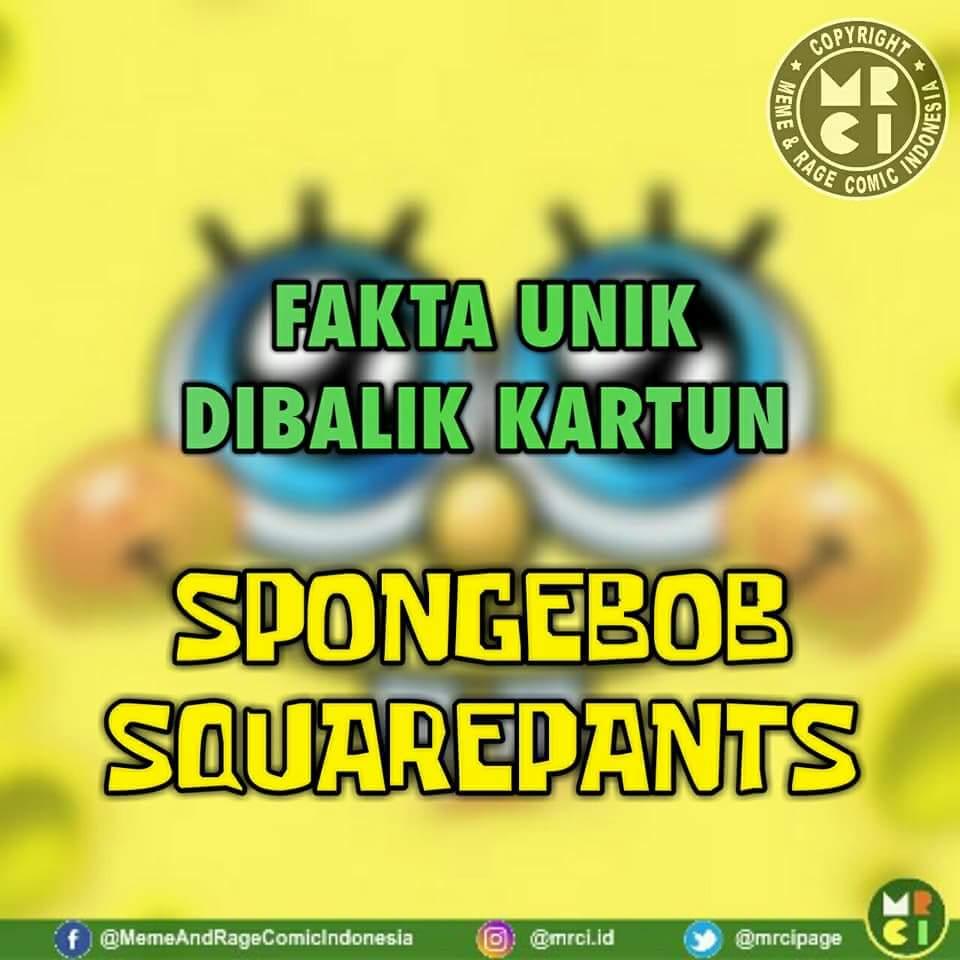9 Fakta Unik Di Balik Kartun Spongebob Squarepants Serial