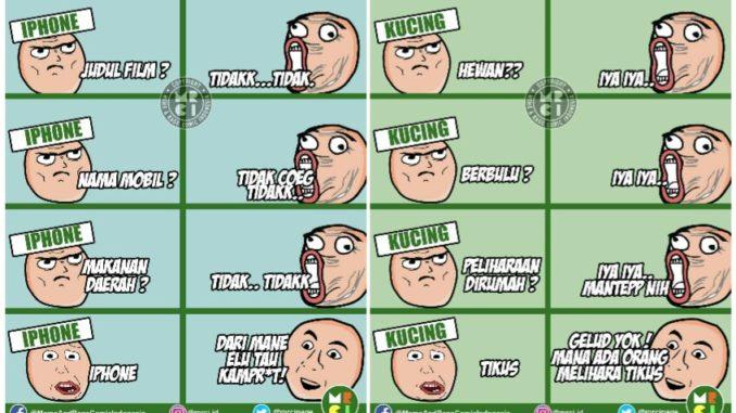 8 Meme ic plesetan acara Otak Encer Eat Bulaga Indonesia ini