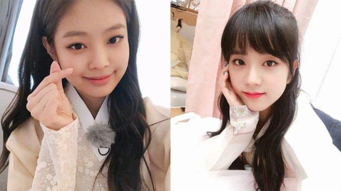 Pakai Hanbok Blacpink Jennie Rose Jisoo Dan Lisa Terlihat Seperti
