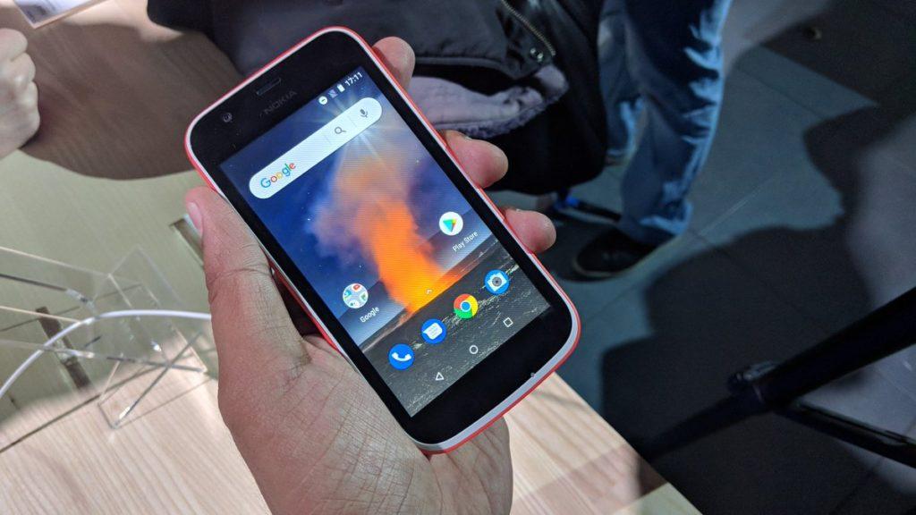 Nokia 1, Smartphone alternatif dengan harga terbaik, ini